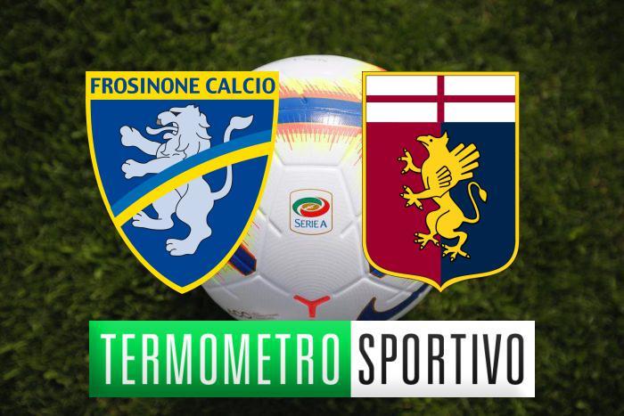 Frosinone-Genoa
