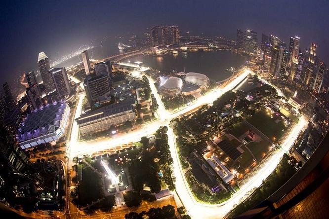 Gran Premio Singapore dove vedere in streaming o in tv