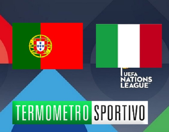 Portogallo-Italia UEFA Nations League