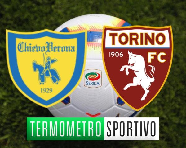 diretta chievo-torino streaming live serie a 2018/2019
