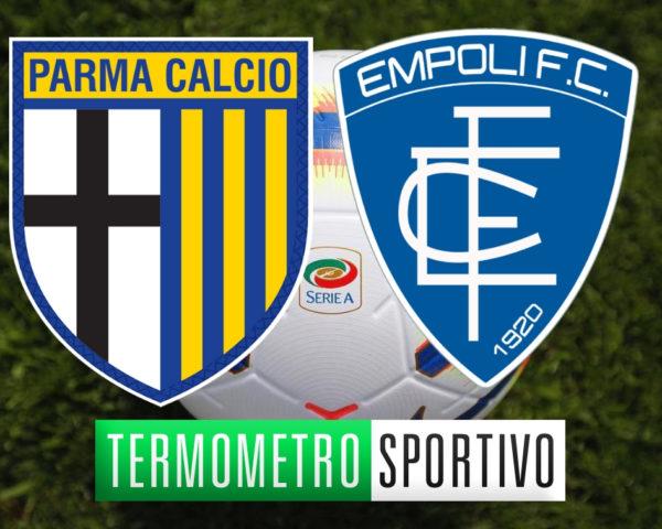 Diretta Parma-Empoli dove vedere streaming live serie a 2018/2019
