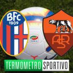 Diretta Bologna-Roma dove vedere in streaming o in tv, 5a Serie A 2018/2019