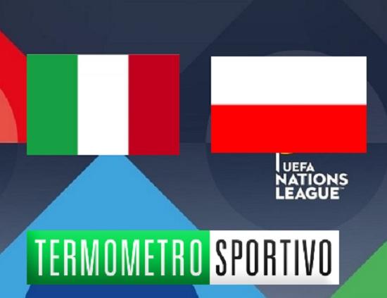 probabili formazioni italia-polonia, streaming e dove vedere in diretta TV, diretta LIVE
