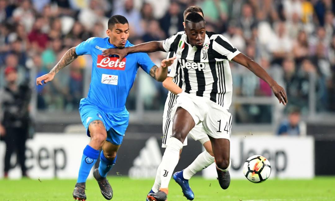 Diretta Juventus Napoli Streaming Video Gol E Risultato Live