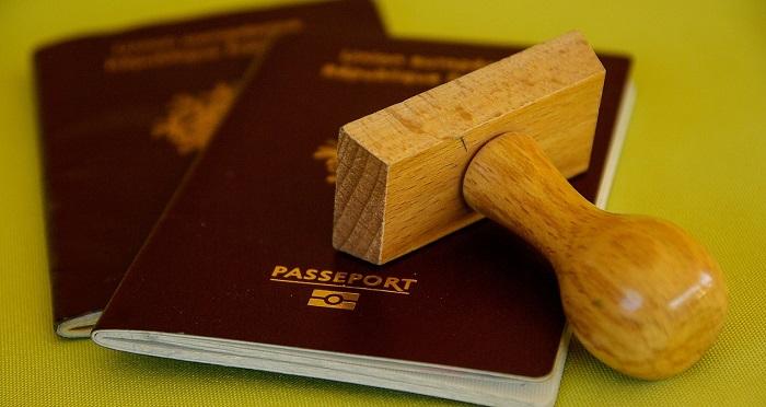Modulo richiesta passaporto pdf