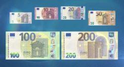 Nuove banconote da 100 e 200 euro: come sono e quando in circolazione