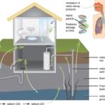 esposizione gas radon