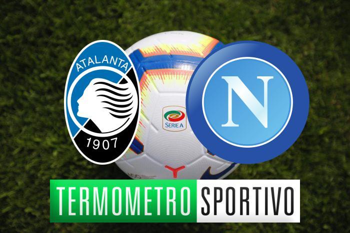 Diretta Atalanta Napoli Serie A 2018/2019