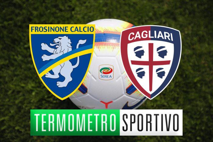Frosinone-Cagliari
