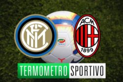 Diretta Inter-Milan: streaming, video gol e risultato – LIVE