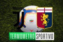 Diretta Juventus-Genoa: streaming, video gol e risultato – LIVE