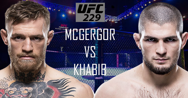 McGregor Khabib UFC MMA