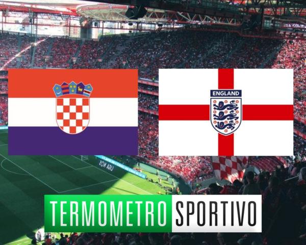 Croazia-Inghilterra: data, orario e dove vedere il match di Nations League. Probabili formazioni, quote e pronostici