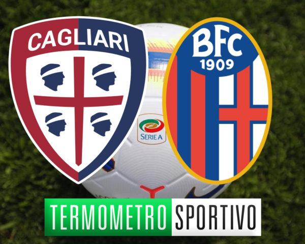 Diretta Cagliari-Bologna streaming live Serie A 2018/2019 dove vedere il match