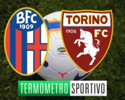Diretta Bologna-Torino: streaming, video gol e risultato finale (2-2)