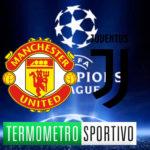 Dove vedere Manchester United-Juventus in diretta streaming o in TV
