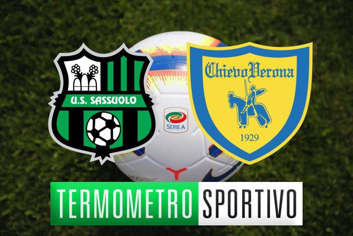 Sassuolo-Chievo, Di Carlo sbotta: