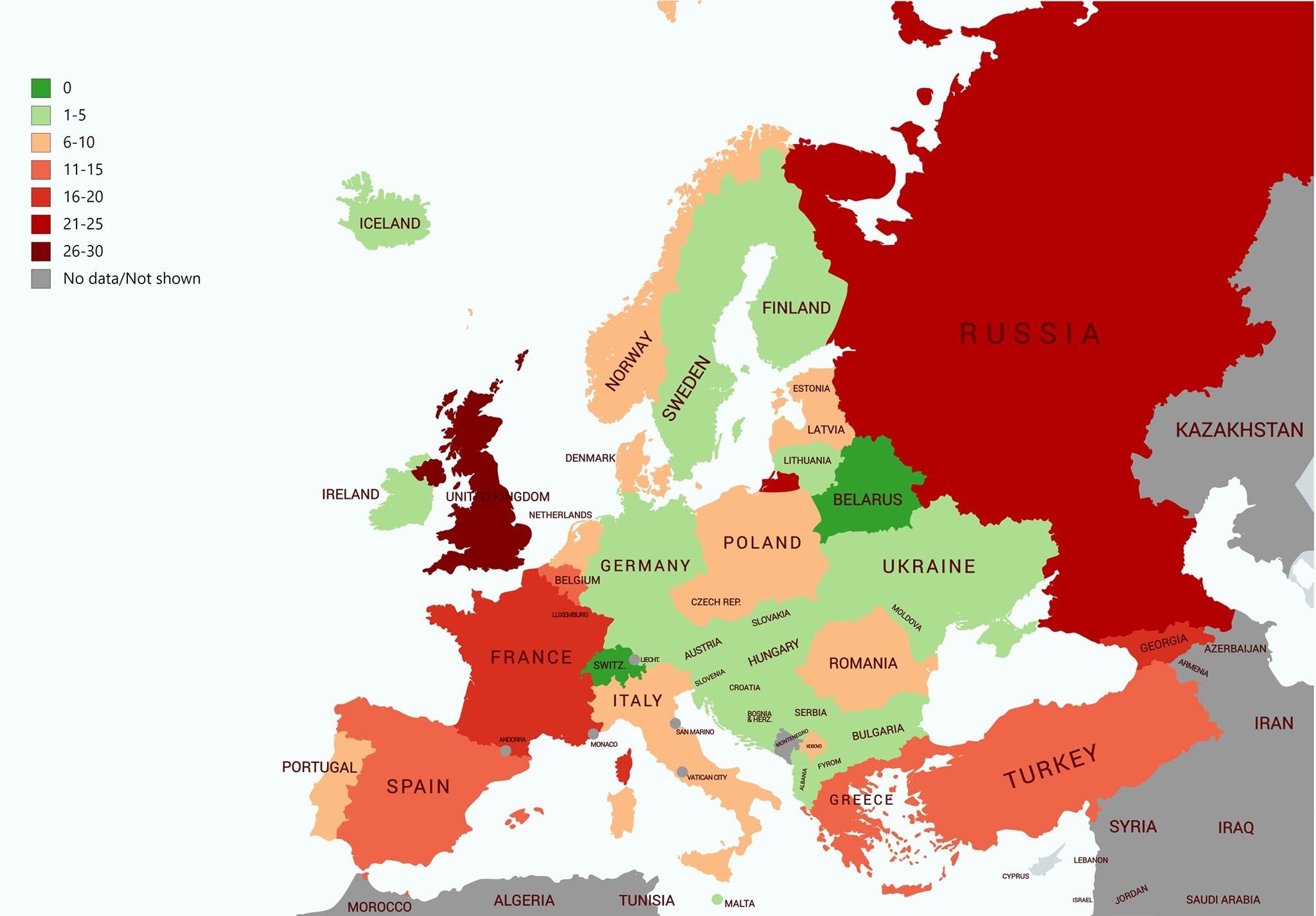 guerra Europa