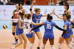 Italia Serbia pallavolo: orario diretta tv e streaming, dove vederla