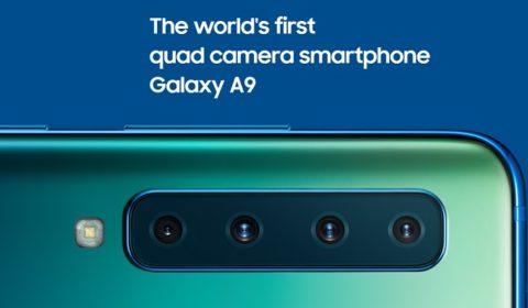 Samsung Galaxy A9: 2018: prezzo, uscita, scheda tecnica