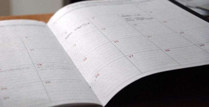 Scadenze fiscali novembre 2018 calendario