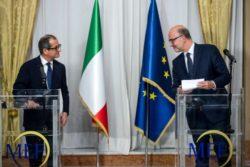 Governo ultime notizie: trattativa segreta Tria-Moscovici su cambio LdB