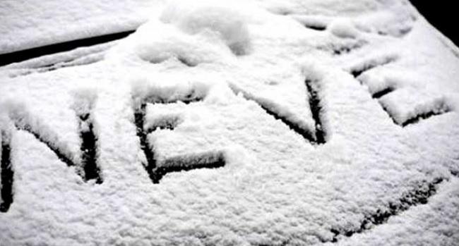 Meteo inverno 2018 2019 temperature in forte calo e neve in arrivo
