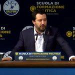 Pensioni notizie oggi Quota 100 e bilancio, Salvini a gamba tesa contro Ue