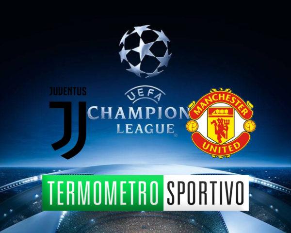 Juventus, contro il Manchester United nuovo record d'incasso per lo Stadium