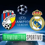 Victoria Plzen-Real Madrid: quote, pronostici e probabili formazioni. Viktoria Plzen-Real Madrid, Champions League