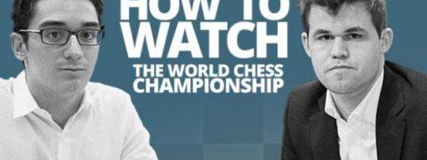 Scacchi via al campionato mondiale 2018. Sfida tra Carlsen e Caruana