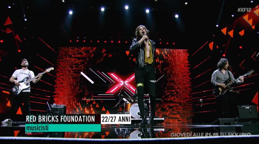 Red Bricks Foundation a X Factor