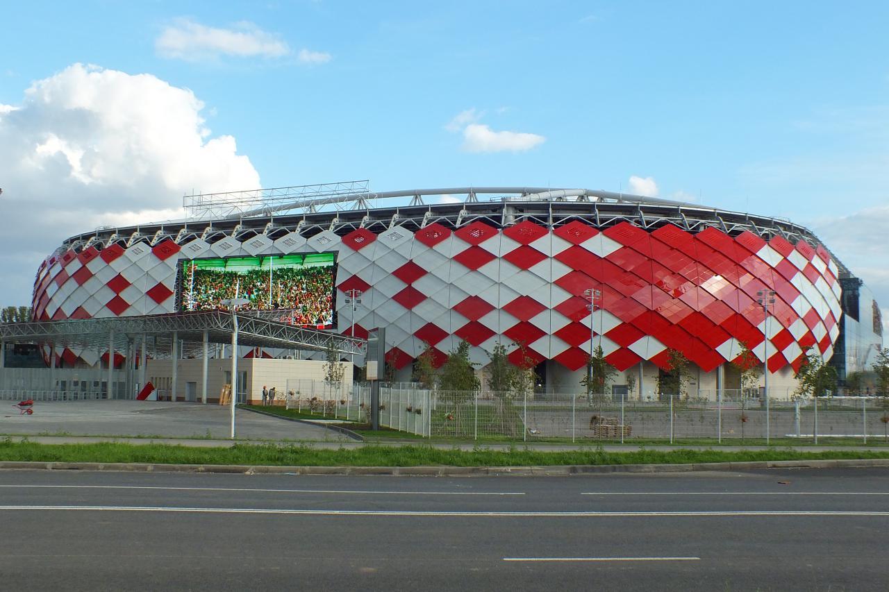 Spartak Mosca-Rapid Vienna