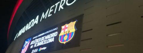 Atlético Madrid-Barcellona: la diretta del big match di Liga (1-1)