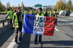 Gilet gialli in Francia: chi sono e cosa vogliono?