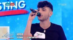 Jefeo Amici 2019: chi è il cantante, vita privata e carriera
