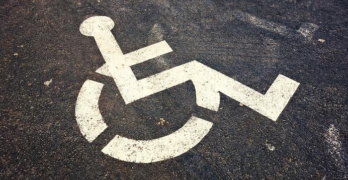 Legge 104 fotocopia contrassegno invalidi