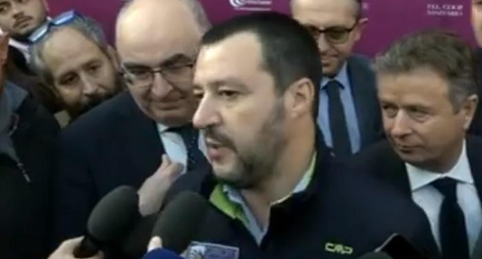 Salvini: quota 100 resta? Certo che sì
