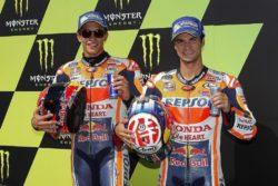 Triplice fischio per la MotoGP: Marquez top, Pedrosa saluta. Le statistiche