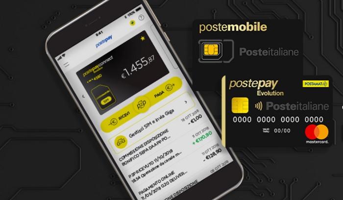 Postepay Connect di Poste Italiane