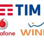 Tim, Wind e Vodafone: rimborsi in arrivo