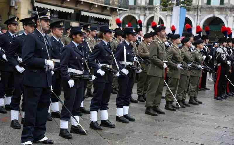 Contributi Inps: Forze Armate e Carabinieri, riscatto contributivo. La nota