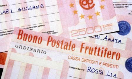 Deferimento buoni fruttiferi postali di Poste Italiane: quando scatta