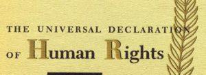 Dichiarazione universale dei diritti dell'uomo: paesi aderenti e cosa dice