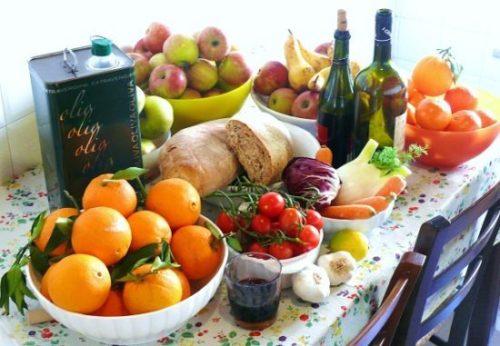 Dieta mediterranea: storia, menù settimanale e come dimagrire