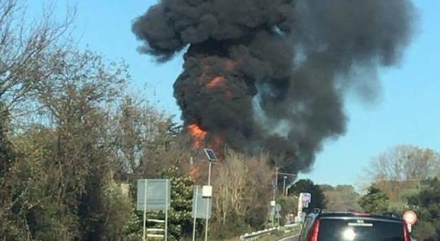 Esplosione Salaria Roma morti e feriti, la causa del disastro