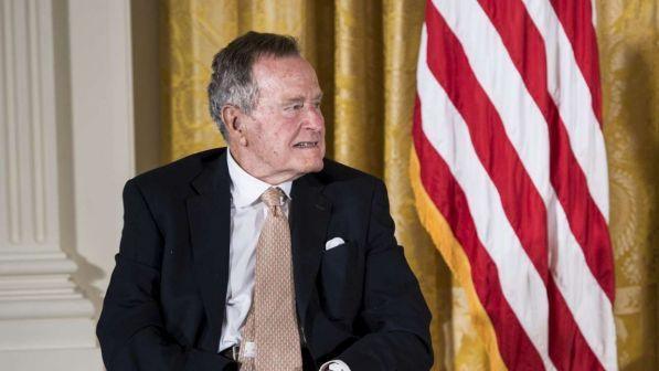 È morto l'ex presidente Usa George H. Bush, aveva 94 anni