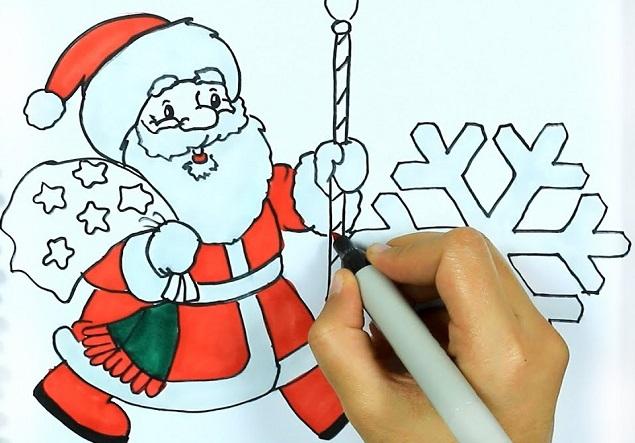 Natale 2018 Immagini Da Colorare Per Bambini E Download Gratis