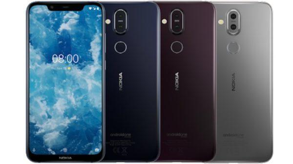Nokia 8.1, 5.1 Plus e 3.1 Plus: uscita e prezzo in Italia. Scheda tecnica