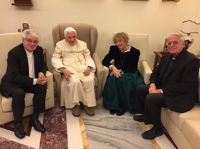 Papa Benedetto XVI salute, dove vive e come sta realmente